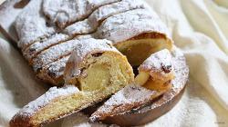 독일식 과일 빵 슈톨렌 만들기   크리스마스 베이킹  [동영상 레시피]