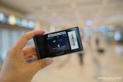 오키나와 와이파이 : 간편하게 오키나와 나하공항 에서 찾는 일본 데이터 4G 무제한 포켓 와이파이!! (일본 공항수령) with kkday / 오키나와 와이파이 인천공항 수령