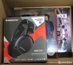 SteelSeries Arctis 7 무선 헤드셋 리뷰 1부