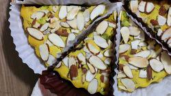 쫀득쫀득 맛있는 단호박 찹쌀 파이 만들기