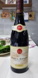 [제주살이]와인 바로알기 프로젝트.ep1(부제. E.GUIGAL SAINT-JOSEPH / 이기갈 생 죠셉, 프랑스)
