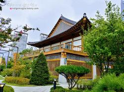 인천 송도 가볼만한 곳 - 센트럴파크 한옥마을 & G타워 전망대