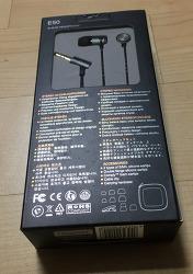 놀라운 음질의 이어폰 SoundMagic E50