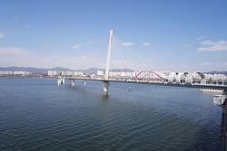 춘천 소양강변길