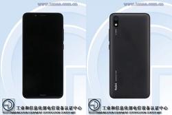 샤오미 - 홍미7A, Tenaa 인증을 통해 주요 스펙 유출, 5.4인치 HD 디스플레이 및 3900mAh 배터리 탑재