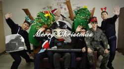 [크리스마스 특별영상] 공군 캐롤 메들리