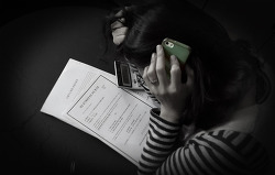 흔한 가정주부의 추심 공포