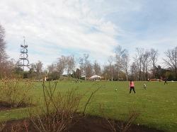 독일인들이 잔디뿐인 공원을 좋아하는 이유