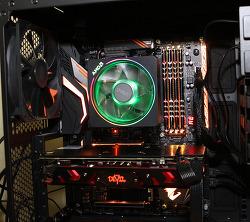 라이젠7 2700X X470 AORUS GAMING 7 WIFI 조립기