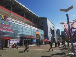창원축구센터, K리그1 경남 vs 상주 (18.10.20)