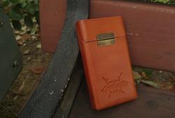 담배케이스 추천 코르셋 가죽담배케이스 베지터블 통가죽이지만 착한가격