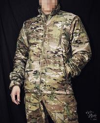 [Uniform] Patagonia Level 3 Alpha Jacket Multicam.