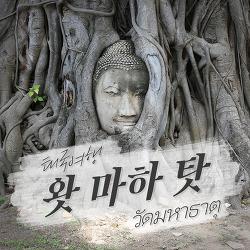 태국여행 #13 아유타야 - 왓 마하 탓