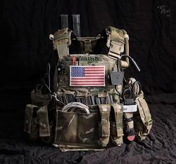 [Vest] Crye Precision CPC™(CAGE PLATE CARRIER™) Breacher setup.