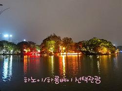 베트남 하노이/하롱베이 3박5일 패키지 선택관광 후기 /  패키지여행 장단점