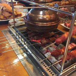 [사당역 맛집] 양꼬치와 꿔바로우, 만경양육관