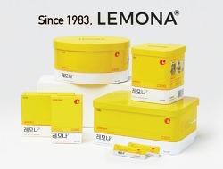 경남제약,  레모나 출시 35주년 기념 브랜드 리뉴얼 진행
