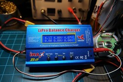 [DIY] 리튬 배터리 밸런싱 충전기, 짝퉁 iMAX B6 고장 수리 및 개조 및 튜닝 작업