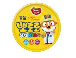 동원F&B, 동원 뽀로로 참치 출시