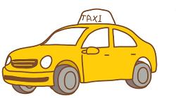 행복한 택시기사