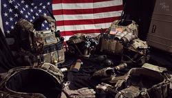 [etc] 75 Ranger & CAG gear collection.