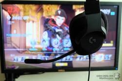 게이밍 헤드셋 로지텍 G433, 게이밍 이상의 활용과 재미
