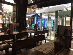 홍콩미드레벨에스컬레이터 소호맛집 로터스에서 점심
