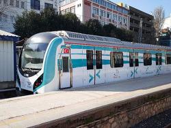 현대로템 전동차, 터키 마르마라이 전 구간 운행