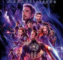 영화 어벤져스: 엔드게임(Avengers: Endgame, 2019) 후기, 결말, 줄거리