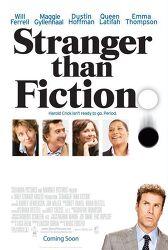 영화리뷰 소설보다 이상한, 'Stranger than fiction'