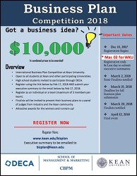 Kean Business Plan Competition