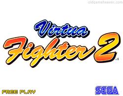 버추어 파이터2 (Virtua Fighter 2)