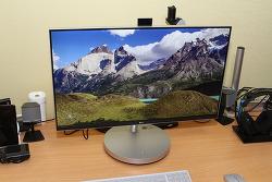 LG 일체형PC 27V790-KA50K i5 8세대 GTX1050 성능과 활용