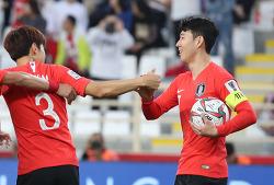 한국 중국 축구 2-0 승리 일본반응