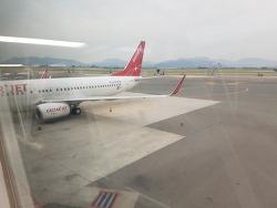 ZE941 PUS-BKI 부산/김해-코타키나발루 이스타항공 이코노미 탑승기
