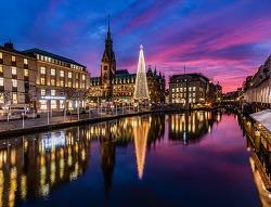 독일, 함부르크 Hamburg 1일 여행 경비 비용, 날씨[유럽 배낭여행 계산]