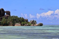 [세이셸 여행] 라다그섬의 앙스수스다정