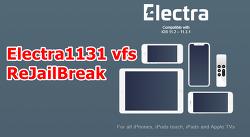 iOS11.2 - iOS 11.4b3 아이폰, Electra1131 vfs 재탈옥 100% 성공하는 방법