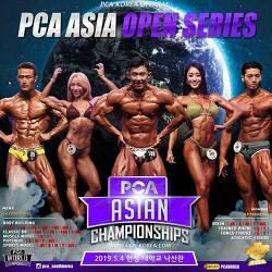 PCA 아시아오픈시리즈, 'PCA ASIA OPEN SERIES'
