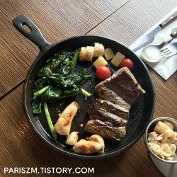 왕십리역 맛집 그릴타이 태국 음식점