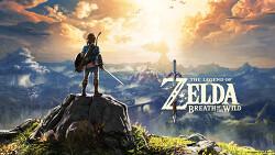 [NSW] 젤다의 전설 : 야생의 숨결(The Legend of Zelda : Breath of the Wild)