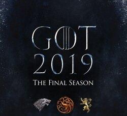 Game of Thrones Season 8 얼음과불의노래 마지막 시즌