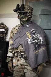[PratamaTactical] Pratama Tactical FBI HRT T-shirt.