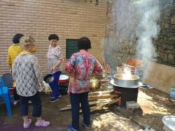 내서읍 주민들의 칠월칠석 마을잔치