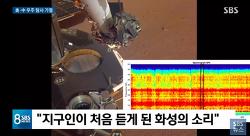 """NASA """"화성 '바람소리' 포착""""…달 뒷면 보러 가는 중국"""