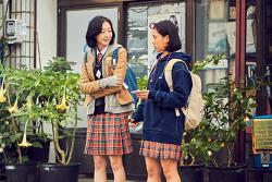 김다미와 고민시,<마녀>의 동갑내기 배우가 관객을 놀래키다
