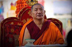 티베트 불교의 가장 오래된 종파 '닝마파' 제7대 종정 선출