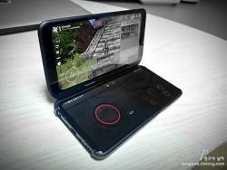듀얼 스크린폰 LG V50 ThinQ로 자세 교정 및 증강현실 등 다양한 활용 방법과 5G로고의 숨겨진 기능
