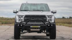 785마력 괴물 픽업트럭, 헤네시 벨로시랩터 V8