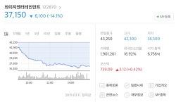 승리 카톡 몰카 공유 의혹까지 하루 만에 와이지 시총 1,100억 원 JYP SM 주식 비교